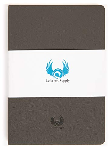 Leda Art Supply Perfect Premium A5 Sketch Book (Medium 8.25 x 5.7...