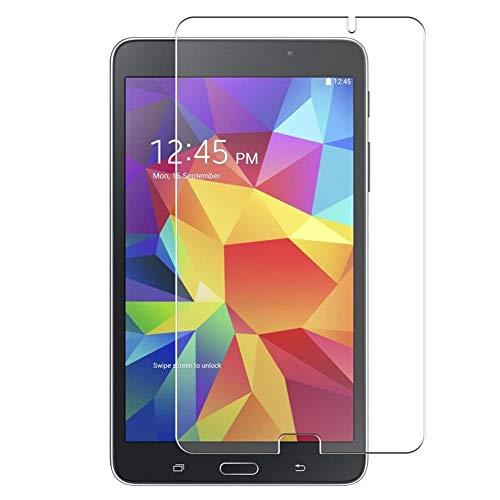Vaxson 4 Unidades Protector de Pantalla, compatible con Samsung Galaxy Tab 4 SM-T230 / T231 / T235 7' Tab4 [No Vidrio Templado] TPU Película Protectora
