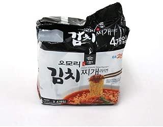 Omori Kimch Stew Ramen 8EA Korean Ramen kimchi Ramen