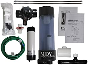 DEL Ozone MDV-10-04 Mixing Degas Vessel for In-Ground Pool Ozone Systems