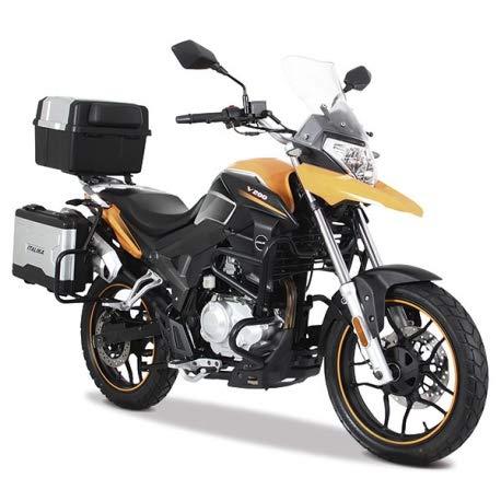 ITALIKA Motocicleta de Adventure – Modelo V200