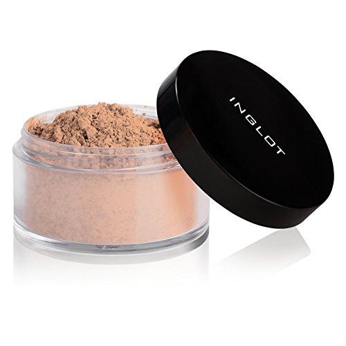 Inglot Mattifying Loose Powder, Maquillaje en polvo (Tono 33) - 20 gr.