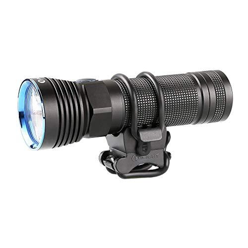 OLIGHT FB-1 Universal-Fahrradhalterung für das Radfahren, verstellbare, Flexible, elastische Halterung, Taschenlampe mit max. Durchmesser. von 10 mm bis 35 mm S30R III / M2R / R50 PRO / M1X - 4