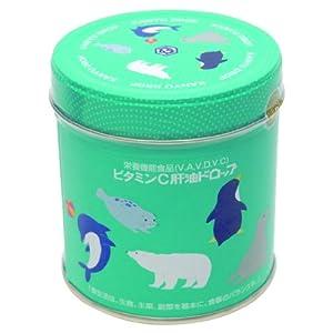 河合(カワイ)ビタミンC肝油ドロップ 300粒