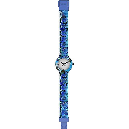 BREIL HIP HOP Uhren Graffiti Damen Blau - HWU0625