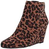 Jessica Simpson Damen Ronica Stiefelette, Natürlicher Leopard, 37 EU
