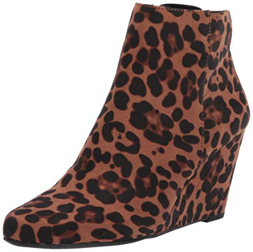 Jessica Simpson Ronica Bootie Natural Leopard 8 M US
