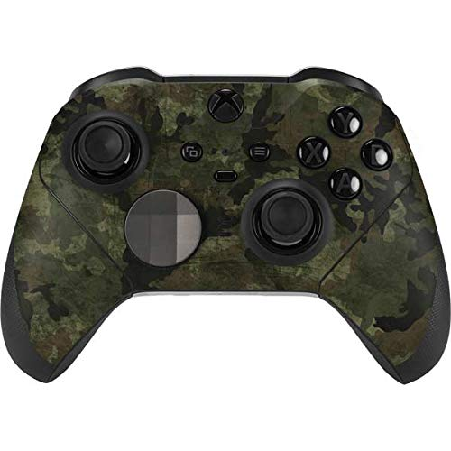 Skinit Decal Gaming Skin Compatible with Xbox Elite Wireless Controller Series 2 - Officially Licensed Originally Designed Hunting Camo Design