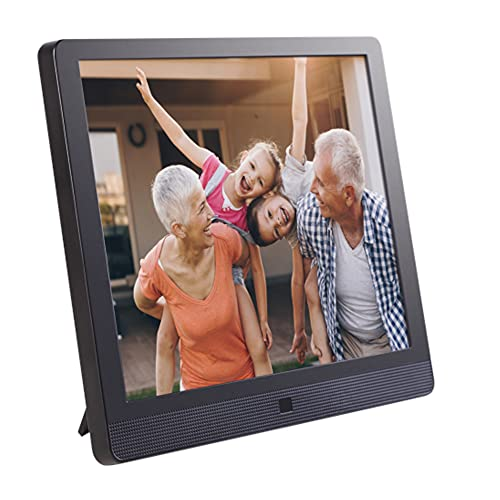 Pix-Star 15 Inch Wi-Fi Cloud Digital Photo Frame FotoConnect XD with Email, Online...