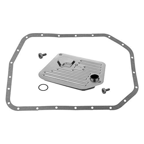 Preisvergleich Produktbild febi bilstein 31116 Getriebeölfiltersatz für Automatikgetriebe,  mit Dichtung,  O-Ring und Befestigungsschrauben ,  1 Stück