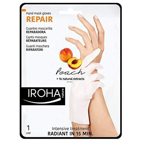 guanti manicure Iroha maschera guanto - Peach Guanto Maschera - Rigenerante