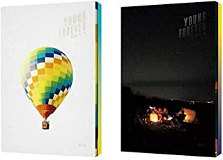 BIGHIT BTS Young Forever (Day Version+Night Version Set) in The Mood for Love Special Bangtan Boys Album 4 CDs+2 Posters+2...
