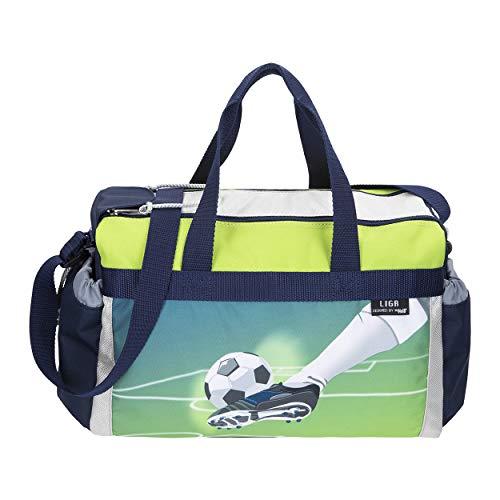 Liga Fußball Schulsporttasche Sporttasche