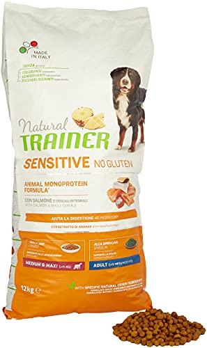 Natural Trainer Cibo per Cani, 12Kg