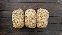 Barley straw for the control of algae in ponds Each individual net weighs approximately 65g This is good clean barley straw straight from the farm