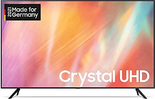 Samsung Crystal UHD TV 4K AU7199 70 Zoll (GU70AU7199UXZG), HDR, Q-Symphony, Boundless Screen [2021]