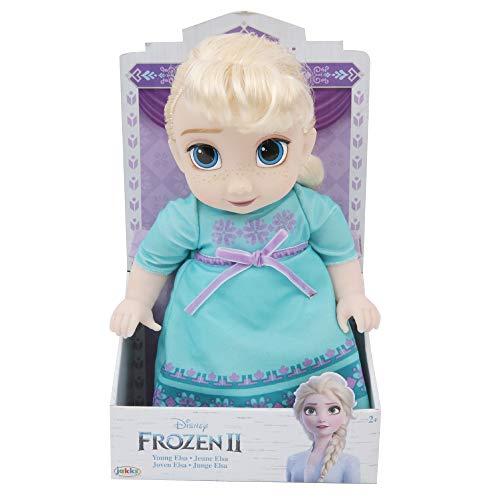 Giochi Preziosi Disney Frozen 2, Bambola Baby Elsa