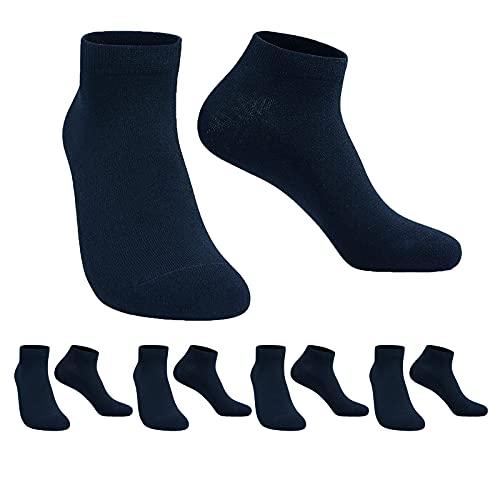 5 pares de calcetines deportivos para hombres y mujeres Footies Invisible transpirables calcetines cortos calcetines tobilleros running atléticos calcetines