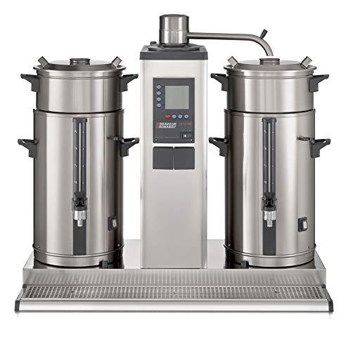 Bonamat Rundfilter Kaffeemaschine B10, 1 Brühsystem 2 Behälter a 10l, 400V
