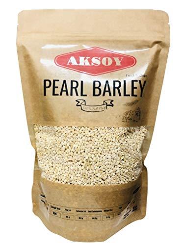 Aksoy Wholefoods Pearl Barley 1.25KG