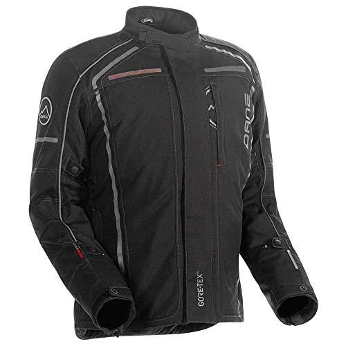 DANE TORNBY GORE-TEX® Motorradjacke Farbe schwarz, Größe 58