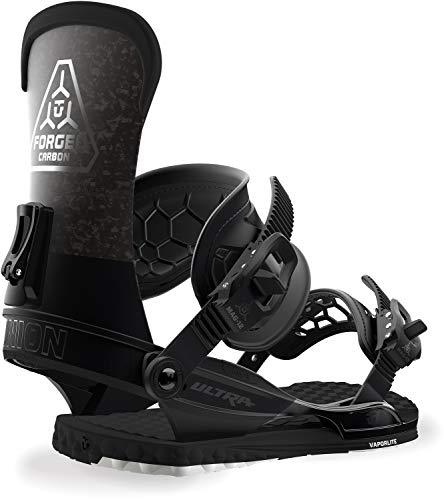 Union Ultra Snowboard-Bindungen, Schwarz, Größe L (10+)