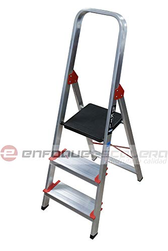 ESCALERA KETTAL- NEW PLUS 3 PELDANOS 2,80MT