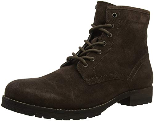 Red Tape Men's Toft Classic Boots, Brown Brown 000, 13