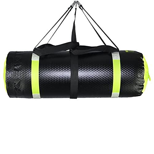 MaxxMMA Training & Fitness Water/Air Heavy Bag, Uppercut Workout Grappling MMA Punching Bag...