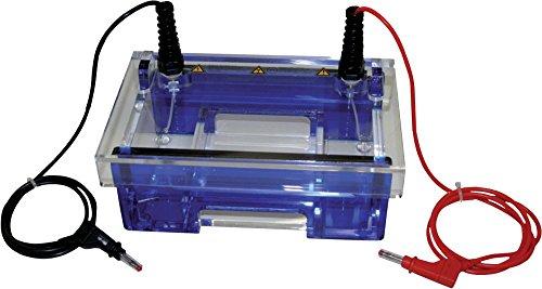 Neolab 7pettine Elektrophorese sala da bagno, 16tasche, capacità 18Μl, 1.5mm, 3mm di larghezza