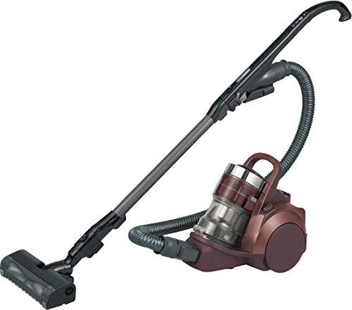パナソニック サイクロン掃除機 ハウスダスト発見センサー搭載 からまないブラシ エレガンスブラウン MC-SR580K-T 本体寸法(幅×奥行×高さ):238×327×290mm