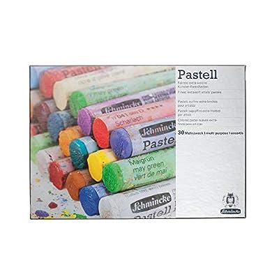 Schmincke Extra-Soft Pastel Multi-Purpose Set in Wooden Box