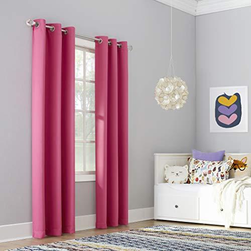 cortina rosa fabricante Sun Zero