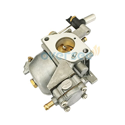 OVERSEE 13200-91D21 13200-939D1 Outboard Carburetor for Suzuki 15HP DT15 DT9.9 2T