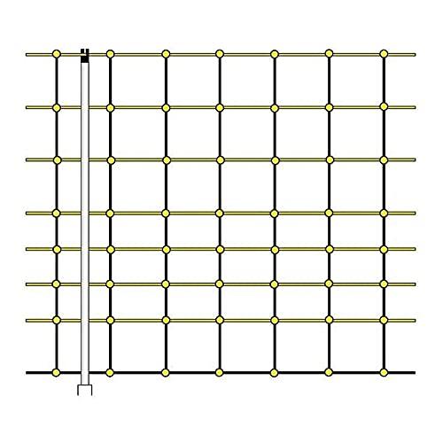 COPELE 91569 Malla Eléctrica para Ovejas, 50 x 0.9 cm