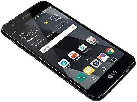 LG. Celular Smartphone Phoenix 3 M150 16GB Black Desbloqueado (Unlocked) Reacondicionado (Renewed)