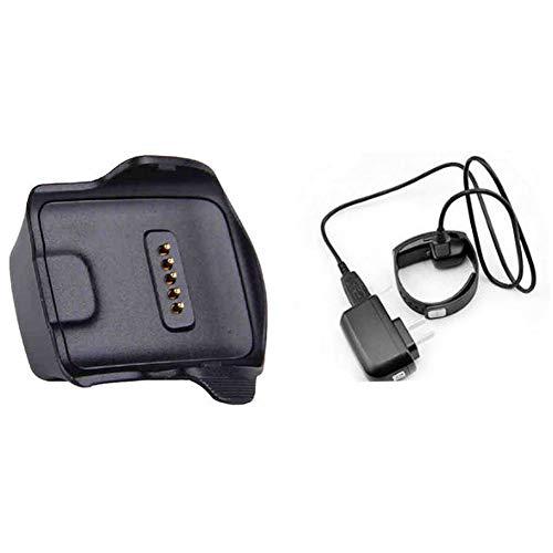 Dock di Ricarica USB for Galaxy Gear Fit R350 Caricatore Smart Watch per Orologio da Polso Intelligente Cinturino di Ricarica Intelligente per Cinturino di Ricarica Ricarica Rapida