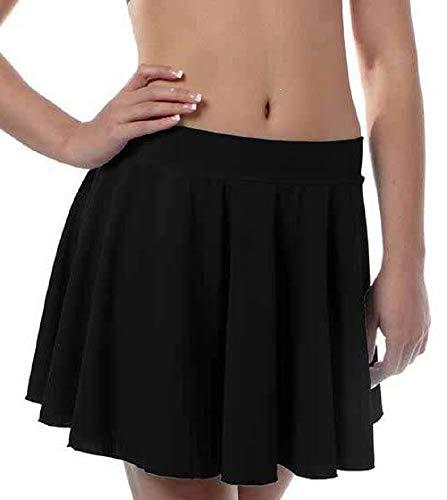 Womens Irish Dance Skirt Medium Black by B Dancewear Adult Sizes