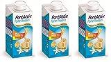 FONTACTIV Forte Protein Vainilla es un Suplemento Nutricional para Un Envejecimiento Activo, 600ml, 3 unidades