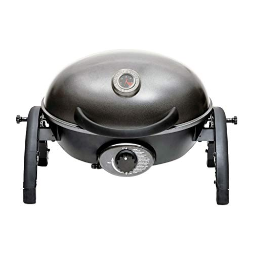 Ziggy Grills USZG1GK Portable Gas Grill, Grey