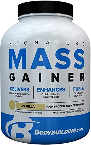 Bodybuilding Signature Signature Mass Gainer | Amazon