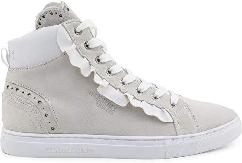 Scarpe basse Sneakers Donna Bianco (79A00242) - Trussardi