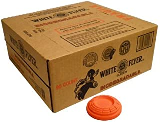 Case of White Flyer Biodegradable Targets