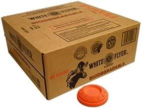Best white flyer biodegradable targets orange Reviews