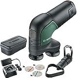 Bosch Lijadora y Pulidora a Batería EasyCurvSander 12, 1 Batería, Sistema de 12 V, en Funda Blanda