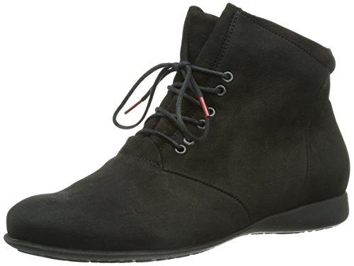 Think! Damen Thi Desert Boots, Schwarz (SCHWARZ-00), 37 EU