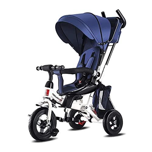 Triciclo Triciclo presente en bicicleta para niñas,acero plegable de alto carbono con ruedas de entrenamiento para 14'ruedas para niños,bicicletas,bicicletas de pedal para niños para 8-12 años de edad
