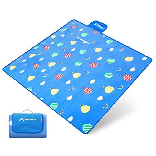 Outdoor & Picnic Blanket Extra Large Zand Proof en Picnic mat Camping mat Waterproof Portable Beach Mat for camping wandelen Festivals