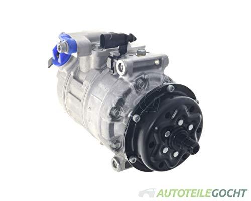 DENSO Klimakompressor für VW MULTIVAN 5 7HM 7HN 7HF 7EF 7EM 7EN 02-10 8600889, 8601633, 8602278 von Autoteile Gocht