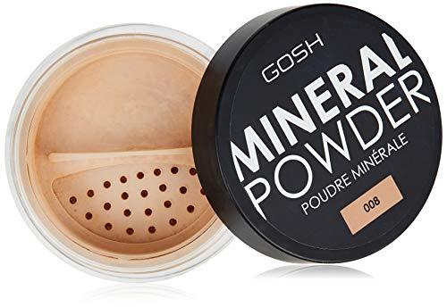 Gosh Copenhagen, Mineral Powder 008, 06 Bronze foncé